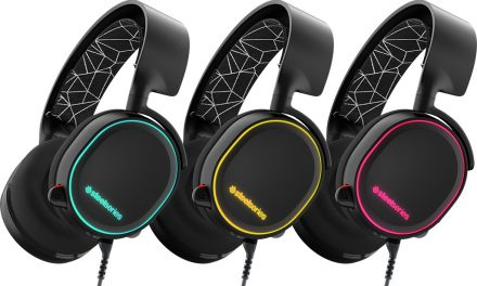 SteelSeries Arctis 3 Will Work with Nintendo Switch