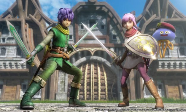 Review – Dragon Quest Heroes II (PS4)