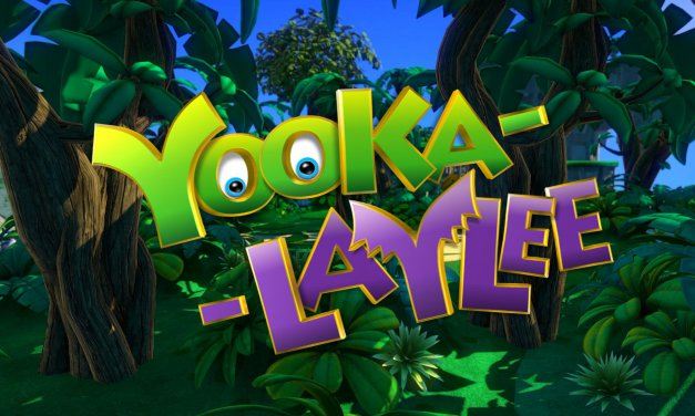 Review – Yooka-Laylee