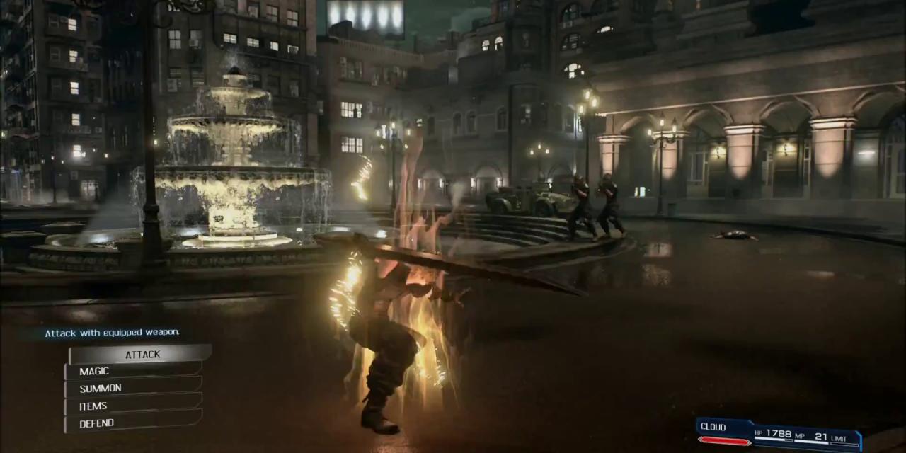 Final Fantasy VII Remake Gets Slight Delay