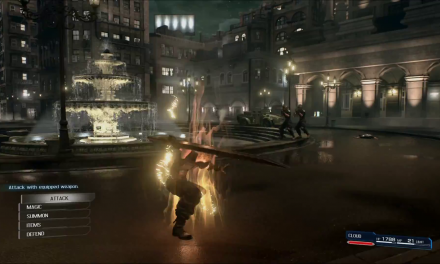 Final Fantasy VII Remake Gets Slight Delay
