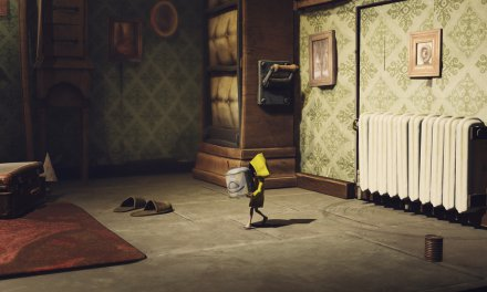 Little Nightmares Launch Trailer