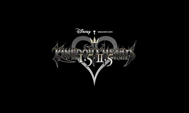 Review – Kingdom Hearts HD 1.5+2.5 Remix