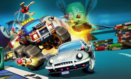 Review – Micro Machines World Series