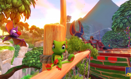 Yooka-Laylee Video Discusses Favourite Elements