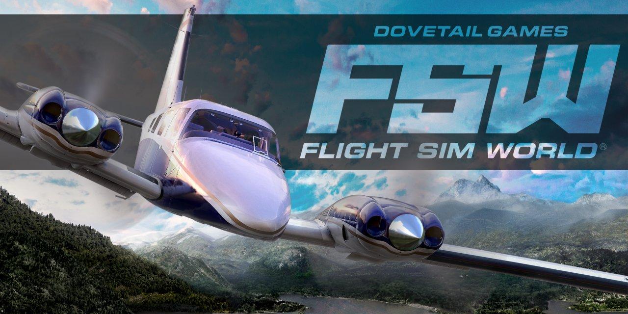 Flight Sim World Flies into Early Access