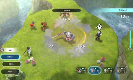 Lost Sphear Set For Early 2018