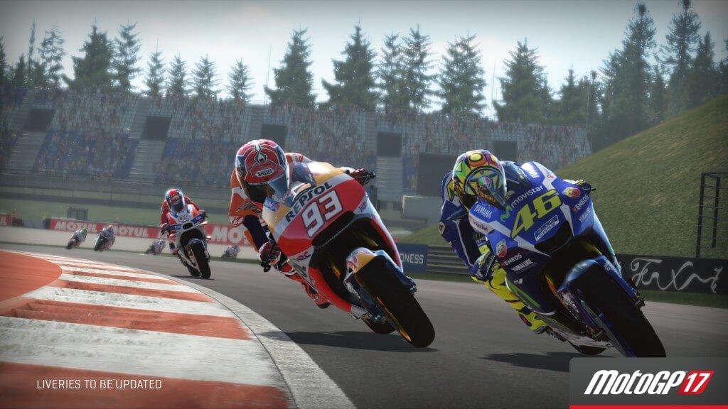 MotoGP 17 To Get Managerial Career Mode