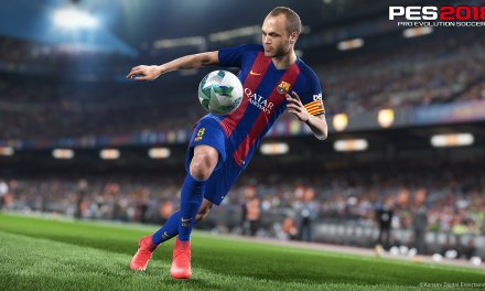 PES 2018 Announcement – The Neaves View!
