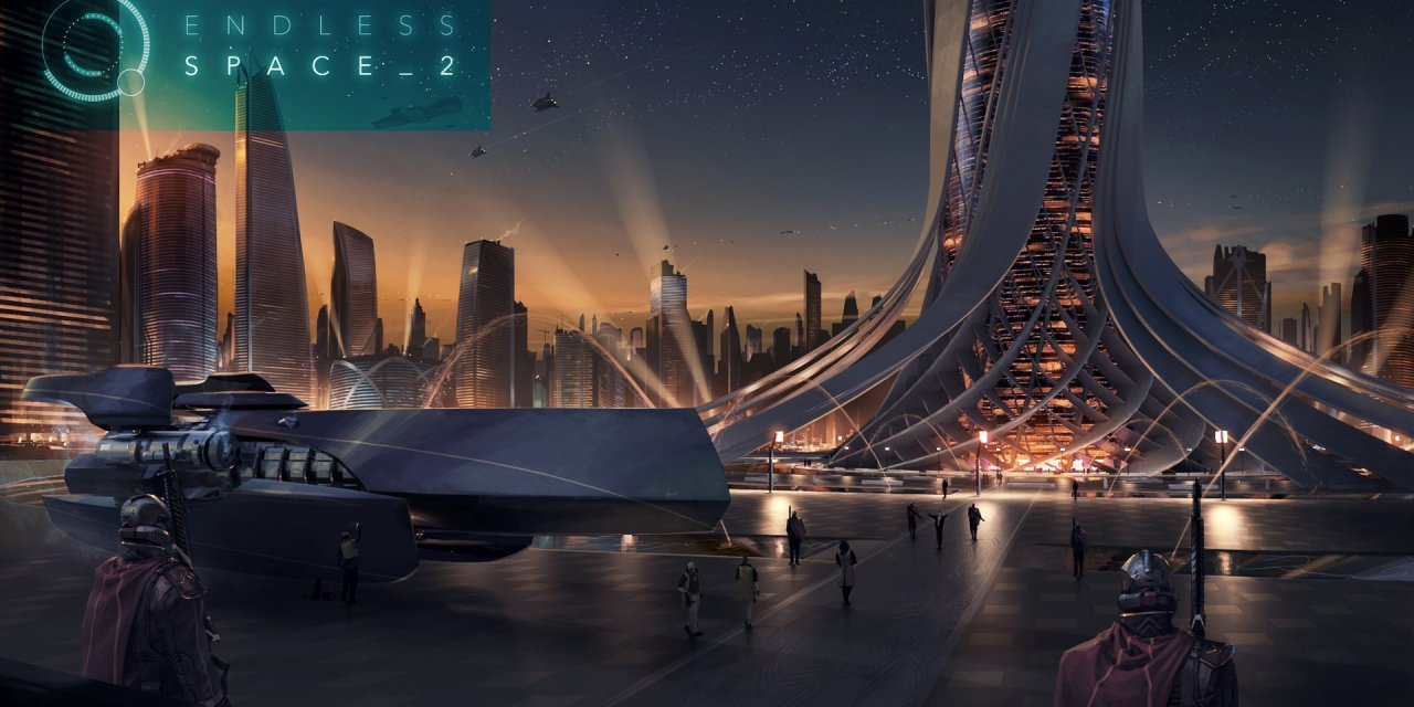 Endless Space 2 'Vaulters' Expansion Announced