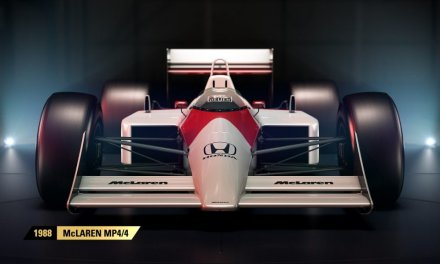 F1 2017 Will Let You Make History