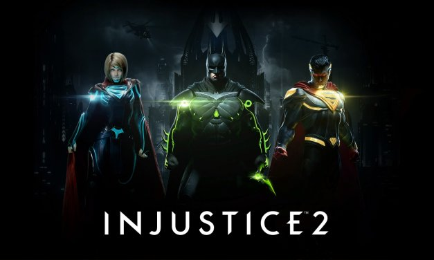 Injustice 2 Welcomes A New Addition