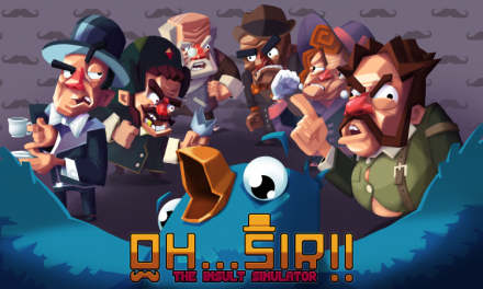 Review – Oh…Sir! The Insult Simulator (PS4)
