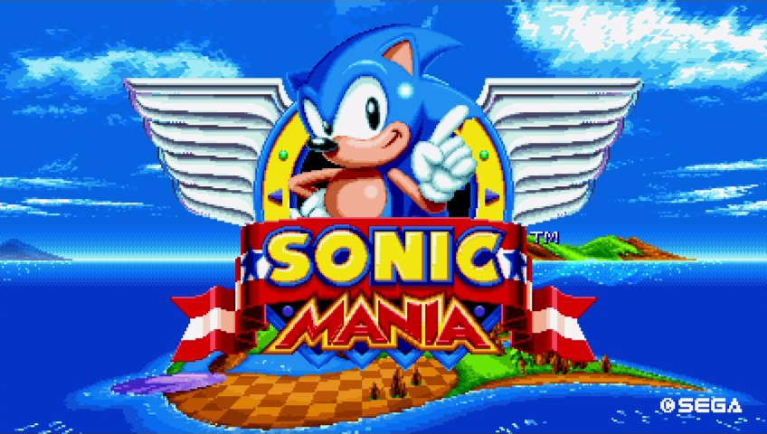 Sonic Mania Is Coming this August