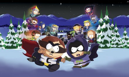 South Park The Fractured But Whole Coming in October