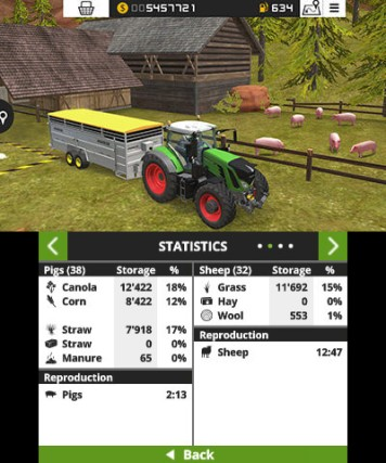 Farming Simulator 18 3DS Review Game Hype