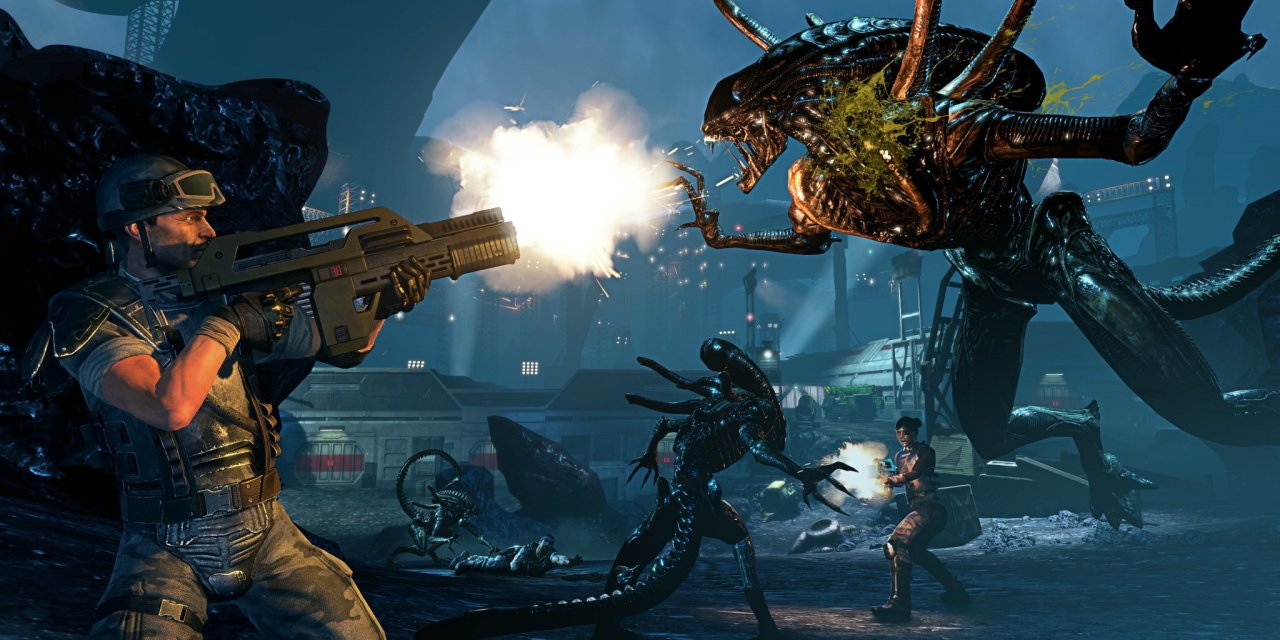 In Memoriam – Aliens: Colonial Marines