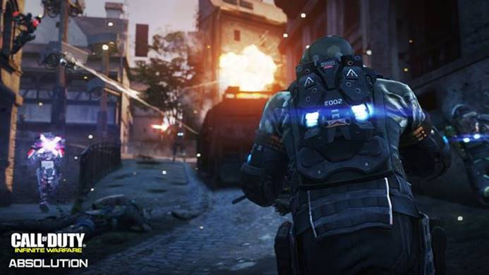 Call of Duty Infinite Warfare Absolution Comes First to PS4
