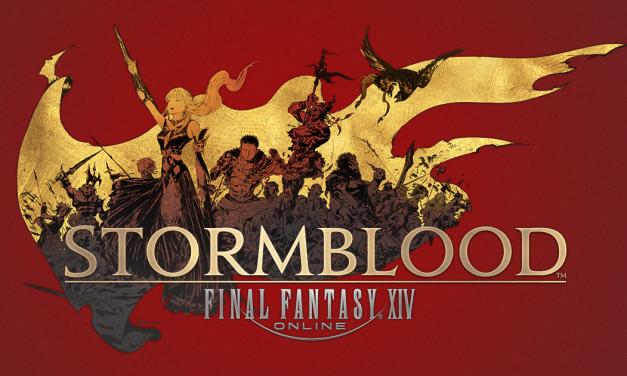 Final Fantasy XIV: Stormblood Out Now