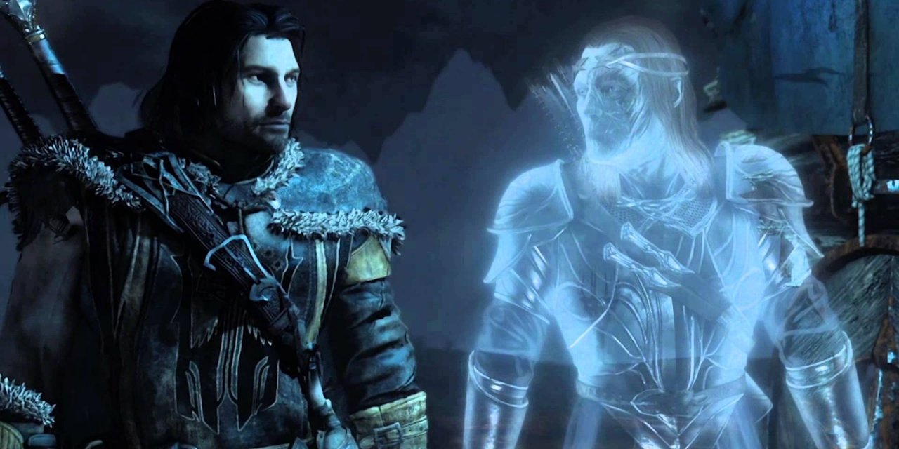Middle-earth Shadow of War Shelob Reveal Trailer