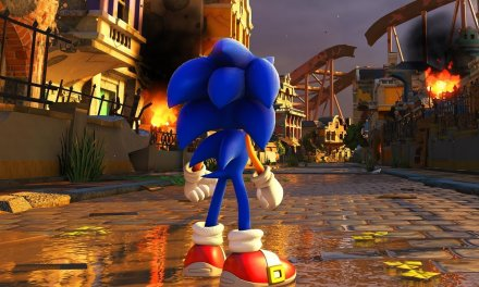 Sonic Forces New Music Track Revealed