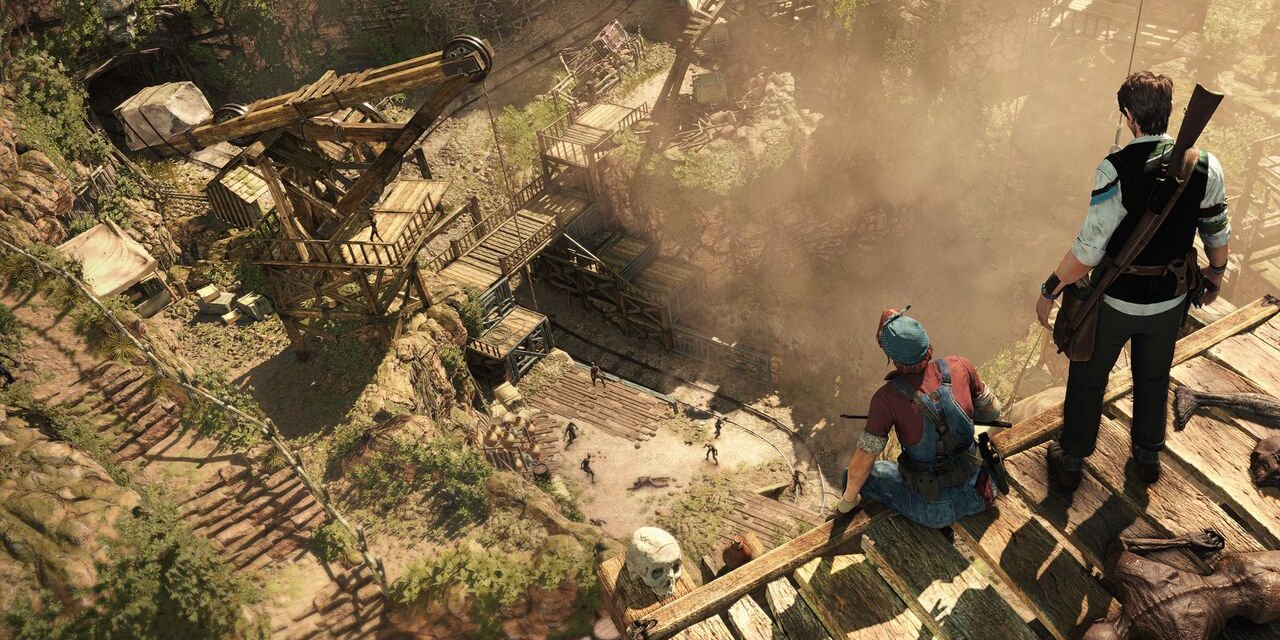 Strange Brigade Announced by Rebellion
