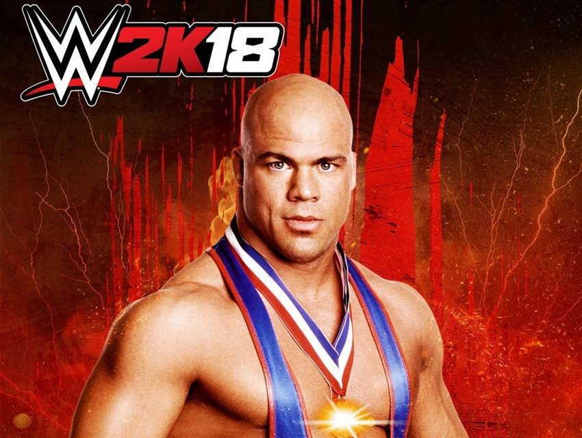 WWE 2K18 Kurt Angle Trailer