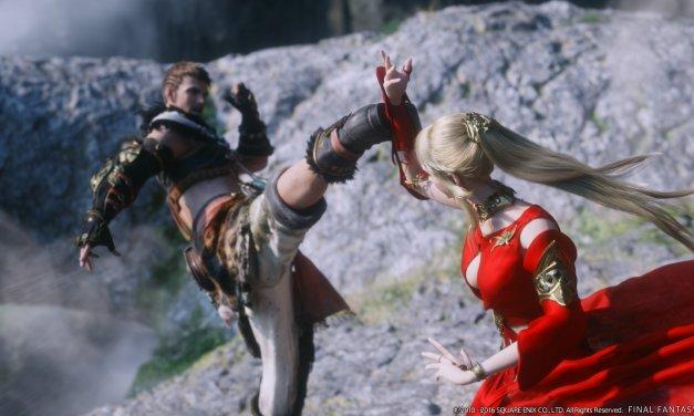 Review – Final Fantasy XIV Stormblood