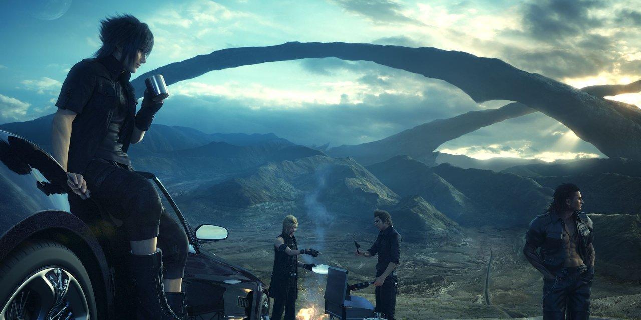 Final Fantasy XV Windows Edition Demo Coming Next Week