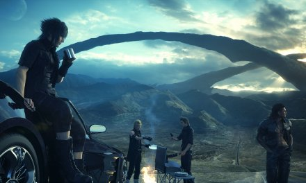 Final Fantasy XV Coming to PC