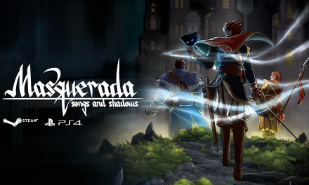 Review – Masquerada: Songs and Shadows