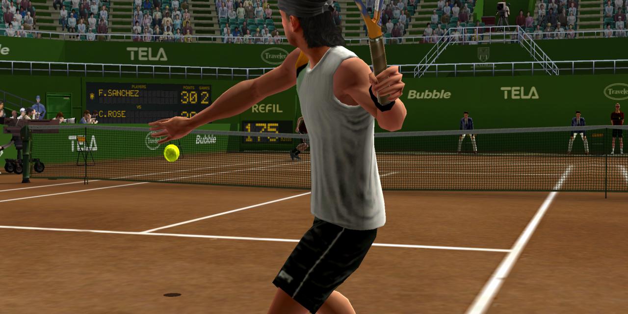 Virtua Tennis Challenge Joins SEGA Forever Line-up