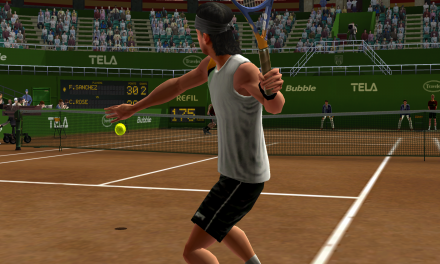 Virtua Tennis Challenge Joins SEGA Forever Line-up