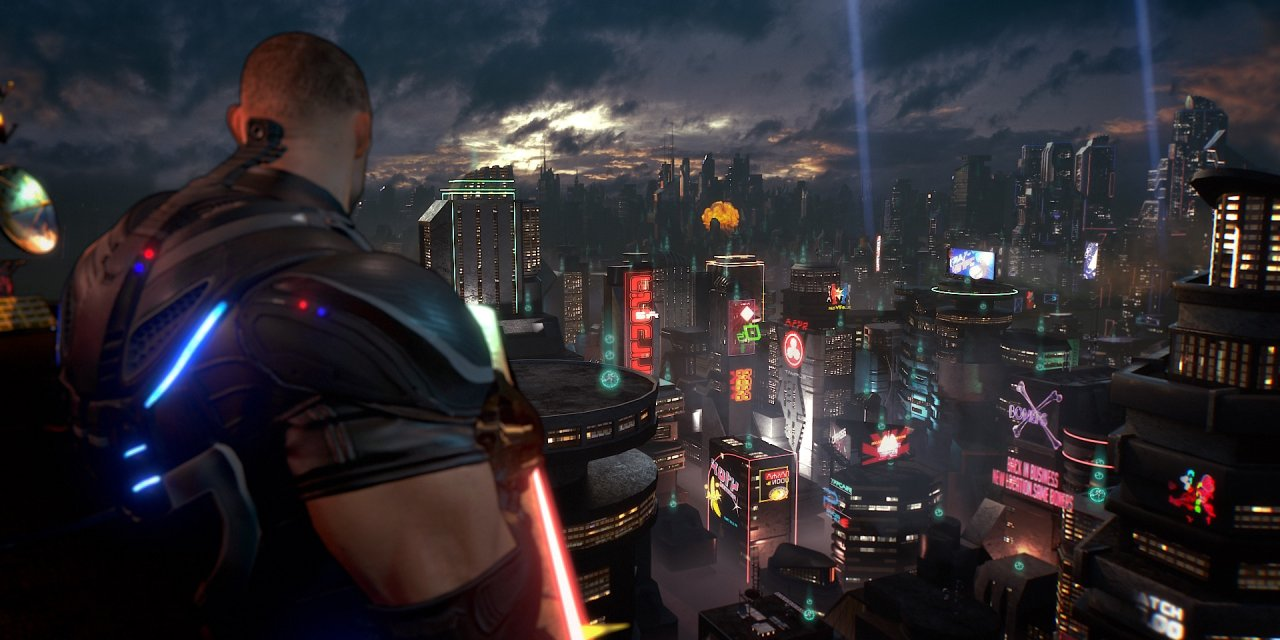 Crackdown 3 Story Writer Revealed as Jon Goff