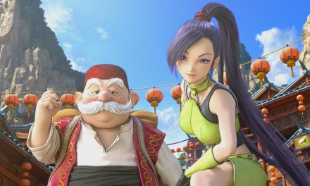 Dragon Quest XI Coming to the West Next Year