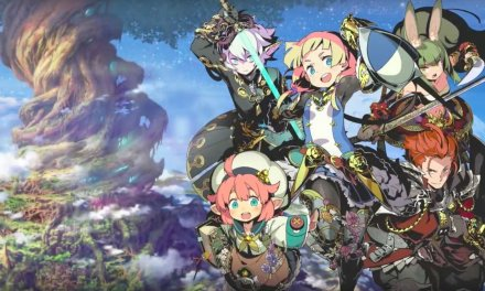 Etrian Odyssey V: Beyond the Myth 'Fencer' Trailer
