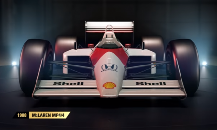 F1 2017 Will Feature 4 Historic McLarens