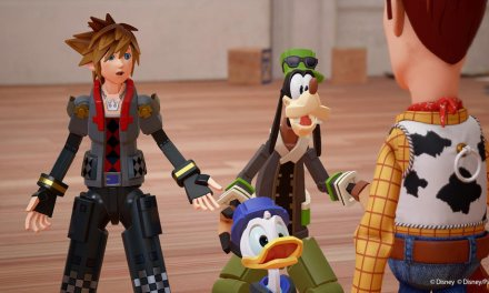 More Kingdom Hearts 3 news revealed at the D23 Expo