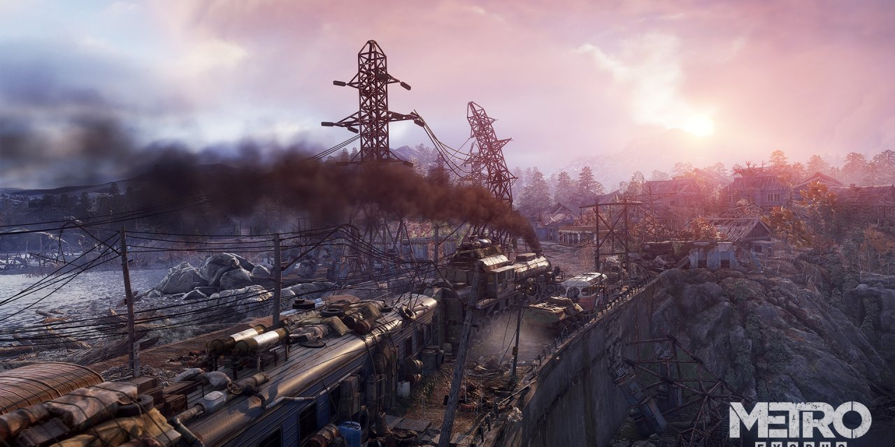 Metro Exodus E3 Trailer Music Track Available Now