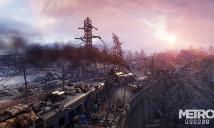 Metro Exodus Embarks on World Tour