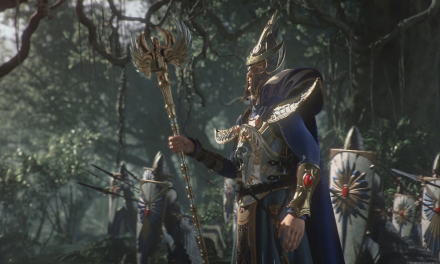 Total War WARHAMMER II Trailer Show New High Elf Units