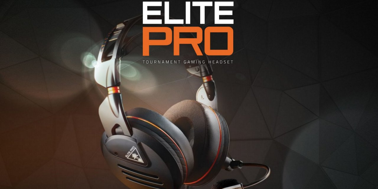 Turtle Beach Release New Elite Pro – PC Edition Headset