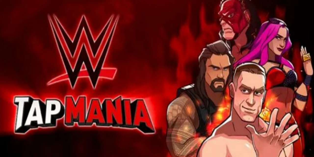 WWE Tap Mania Out Now for iOS and Android