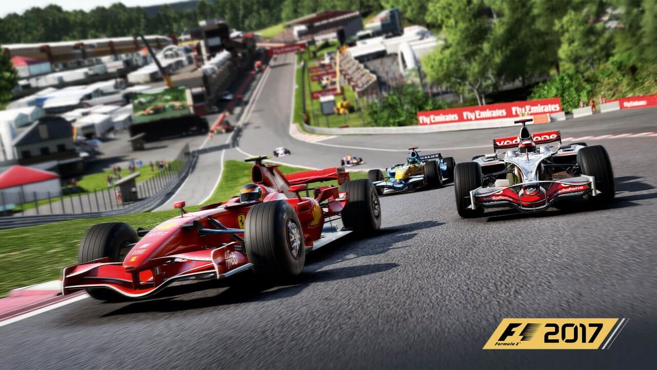 Game Hype - F1 2017