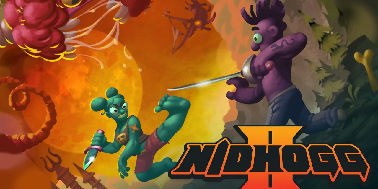 Review – Nidhogg 2 (PS4)