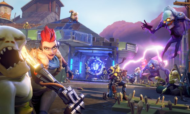 Early Access Preview – Fortnite (PS4)