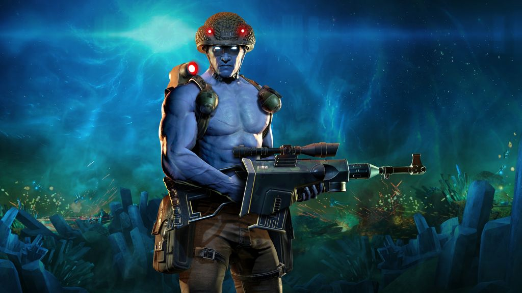 Rogue Trooper Redux 'Revisit Nu-Earth' Trailer