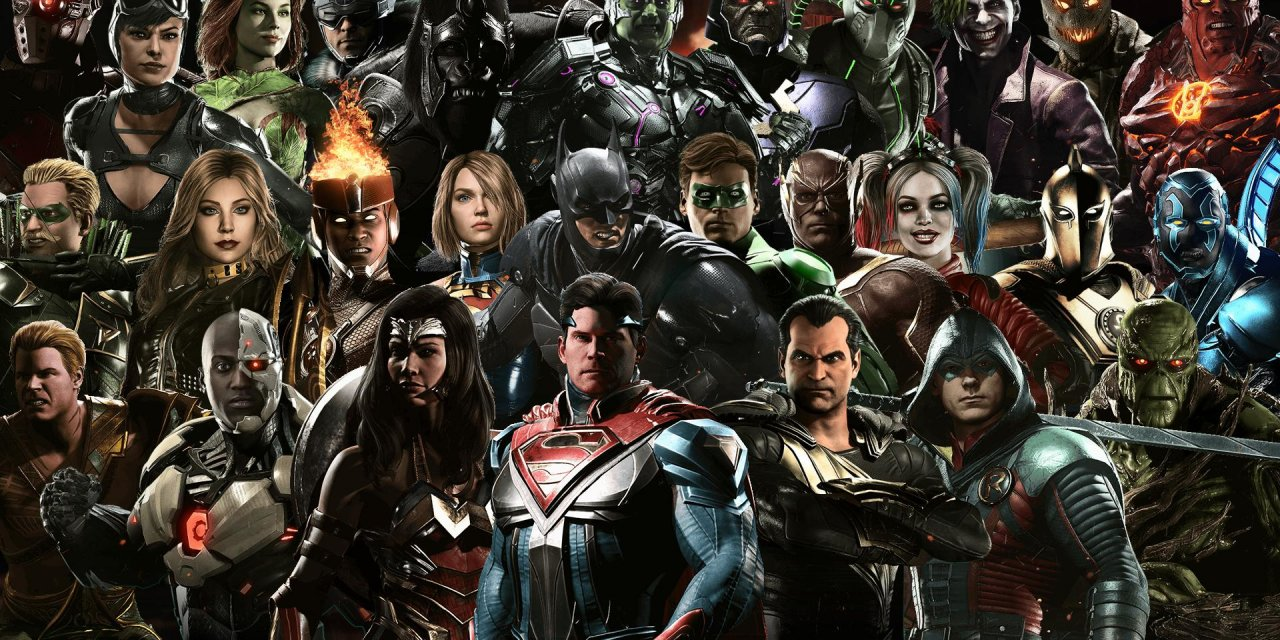 9 DLC Characters That Should Be Involved In Injustice 2