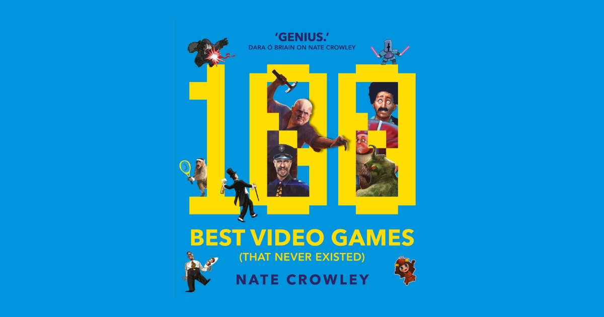 The 100 Best Video Games (that never existed) To Be Published by Solaris