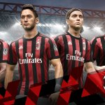 AC Milan and Konami Announce Global Partnership